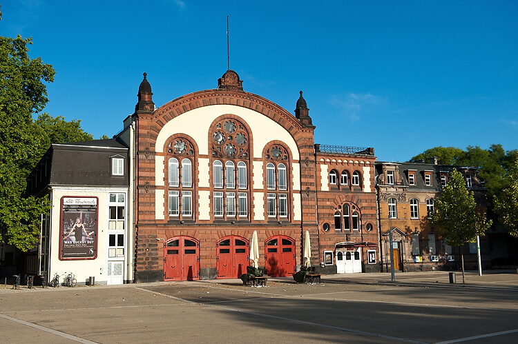 Old Fire Station Saarbrücken
